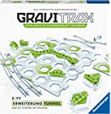 Ravensburger 睿思 GraviTrax 扩展隧道 - 出色的滚珠轨道的理想配件 建筑玩具 适合 8 岁以上儿…