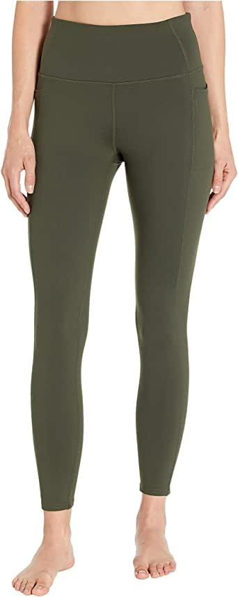 Skechers 女士 Go Walk GoFlex 高腰双口袋瑜伽紧身裤