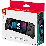 Hori Nintendo Switch Split Pad Pro(黑色)人体工程学控制器,适用于手持模式 - 任天堂…