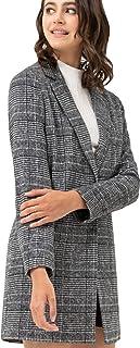 LL 女式格子外套