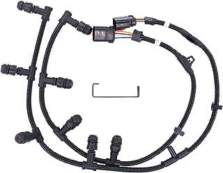 NewYall 2 件套左右发光插头连接器线束完整套件,带拆卸工具