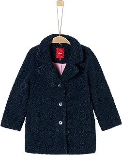 s.Oliver 女童羊毛混纺大衣