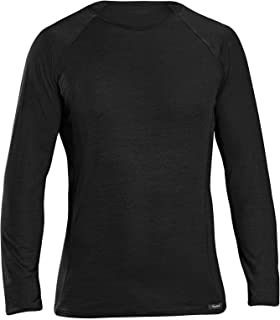 GripGrab美利奴羊毛聚纤长袖骑行功能内衣自行车功能衬衫蓝色,黑色,女士,男士内衣