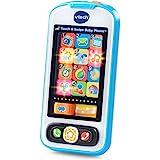 Vtech Touch and SWIPE 婴儿手机 – 蓝色 – 在线独特