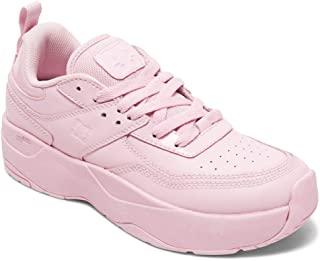DC 女士 E.tribeka Platform Tx Se 滑板鞋