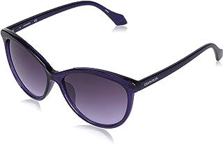 Calvin Klein 女式 Ck19534s 猫眼太阳镜