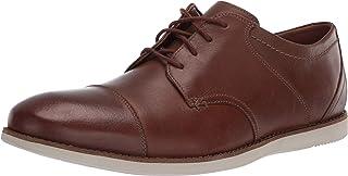Clarks 男士 Raharto Vibe 牛津鞋