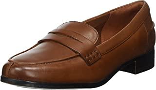 Clarks 女式 Hamble 乐福鞋