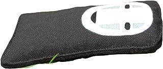 Spirted Away iPhone 5 软壳,配有 4 4s 3 3g 黑色无脸无脸手绘