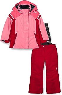 CMP 女孩套装 Da Sport Sulla Neve (Giacca+pantaloni) 滑雪套装