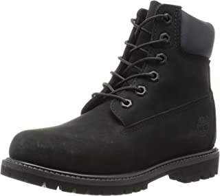 Timberland 女士 6英寸 防水踝靴