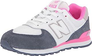 New Balance 女童 574 运动鞋