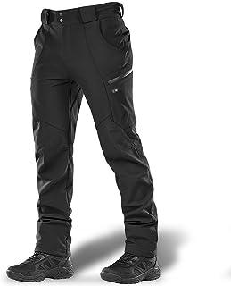 M-Tac 冬季战术软壳绝缘抓绒衬里长裤