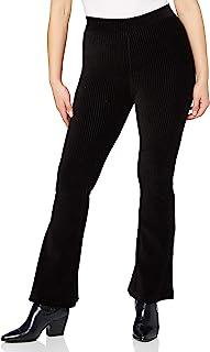 Mexx 女式舒适喇叭弹性休闲裤
