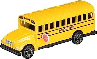 现代百货 削笔刀 铅笔器 彩色 学校巴士