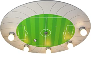 Niermann Standby 645 A++ to E 天花板灯 Stadion 71  x  53  x  7 cm