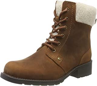 Clarks Orinoco Dusk 女式机车靴