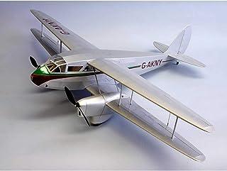 Dumas DeHavilland DH-89 Dragon Rapide RC Airplane