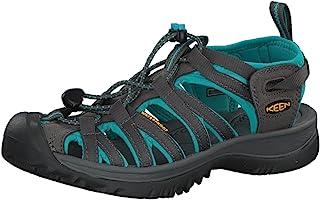 KEEN 女式 溯溪鞋 沙滩鞋 凉鞋 涉水鞋 W'S WHISPER