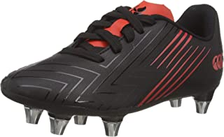 Canterbury 男童 Speed 3.0 青少年软地面橄榄球靴