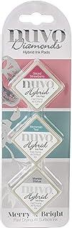 Nuvo 钻石混合油墨 Merry & BR,Merry & Bright,均码
