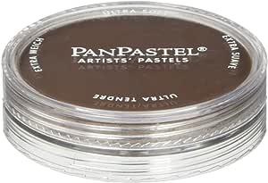 PanPastel 超软艺术家蜡笔,Burnt Sienna 加深