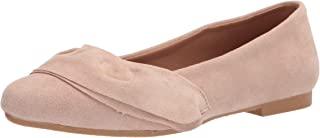 Yoki 女士舒适芭蕾平底鞋