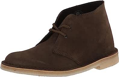 Clarks 男式沙漠Chukka靴