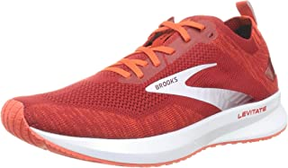 Brooks 男士 Levitate 4 跑鞋