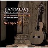 Hannabach 653059 系列 890 决斗 44-48 厘米弦 适用于 1/8 儿童经典吉他