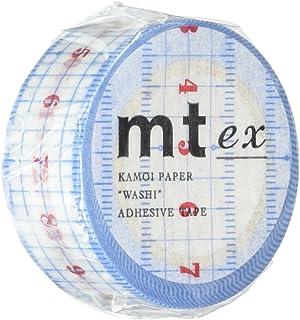 MT 日本 和纸胶带 直尺