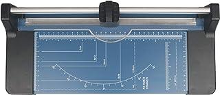 Supremo 纸修剪器,旋转纸切割机,12 英寸(约 30.5 厘米)切割,10 张容量
