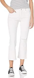 William Rast 女式中腰中腰短靴牛仔裤