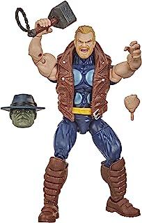 Hasbro 孩之宝 Marvel Legends 系列 6 英寸(约15.24厘米)可收藏漫威雷击手办玩具,适合 4 岁及以上的儿童