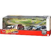 "Hot Wheels Premium 收藏套装 ""Iconic Race Cars"" Jager Light Weigh…"
