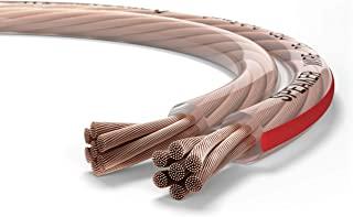 OEHLBACH 扬声器电缆 2x2,50mm²,30m 线轴。适用于高达 120W的系统。星级等级: 3.