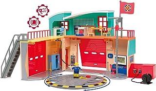 Smoby 智比 – 消防员 Sam – 消防员 Pontypandy – + 1 人物 – 电池包含在供货范围内