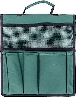 A/V 花园跪垫工具包,便携式园艺手提袋,牛津防水多功能花园储物收纳架,适用于跪椅和花园凳收纳袋