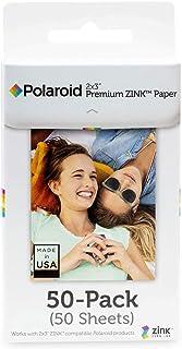 Polaroid 宝丽来 Z2300 即影即现相纸2x3寸(50张)