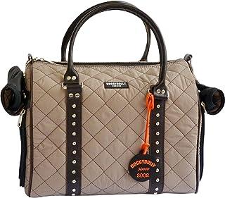 L·P·L·P 宠物用品 绗缝波士顿携带包 DDCB2029 棕色
