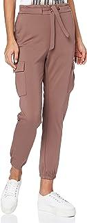 ONLY 女士 Onlpoptrash Life 工装腰带 PNT Noos 长裤