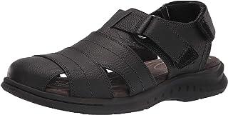 Clarks 男士 Hapsford Cove 渔夫凉鞋