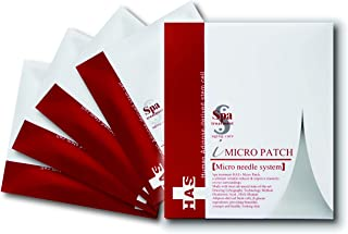 SPA treatment HAS iMicro Patch 蛇毒眼膜 2枚×4包(8枚装)