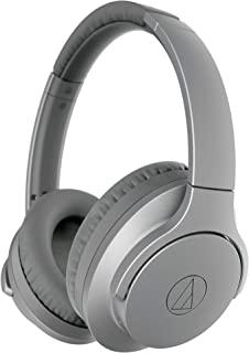 Audio Technica 铁三角 ATH-ANC700BTGY无线降噪耳机 灰色