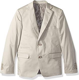 Isaac Mizrahi 男孩经典棉质外套