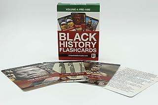 Urban Intellectuals 黑色历史抽认卡(52 张教育卡牌)