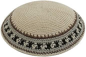 Zion Judaica 针织优质短筒单人或散装定制印画,适合任何活动
