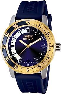 Invicta 男士专业不锈钢手表