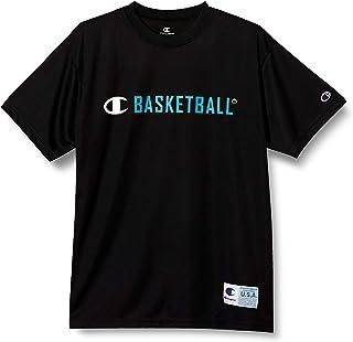 Champion T恤 *防臭 吸水扩散 高透气 减轻粘性 Script Logo 篮球 CAGERS C3-TB355 男士