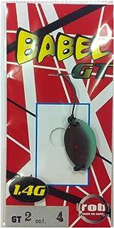 ROB LURE(ロブルアー) スプーン バベルGT2 1.4g